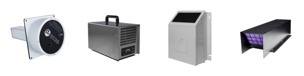 Air and Surface Purification Systems