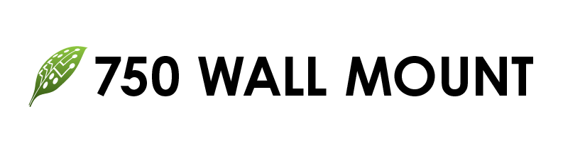 GreenTech Environmental pureair 750 wall mount air purification