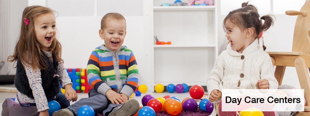 Childcare Facility Air Purification & Surface Sanitizing